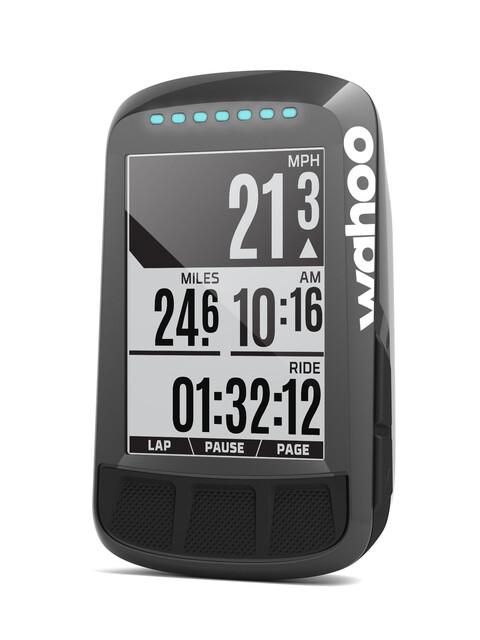 Wahoo Fitness Elemnt Bolt GPS Licznik rowerowy czarny